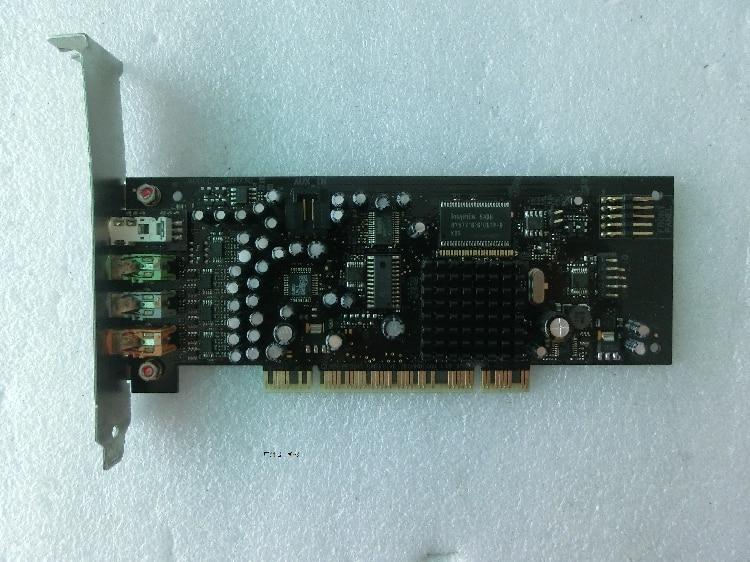 Original disassemble,X-FI Xtreme Gamer7.1 sound card SB0730 support WIN7,100% working good