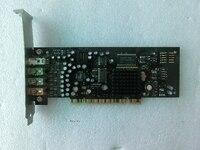 Original Disassemble X FI Xtreme Gamer7 1 Sound Card SB0730 Support WIN7 100 Working Good