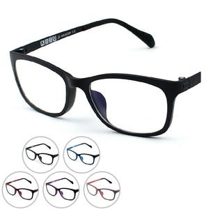 Image 4 - Компьютерные очки из вольфрамовой углеродистой стали. Защитят Ваши глаза от усталости, радиации от компьютера. Очки для чтения. Очки с оправой. Модель   RE13031