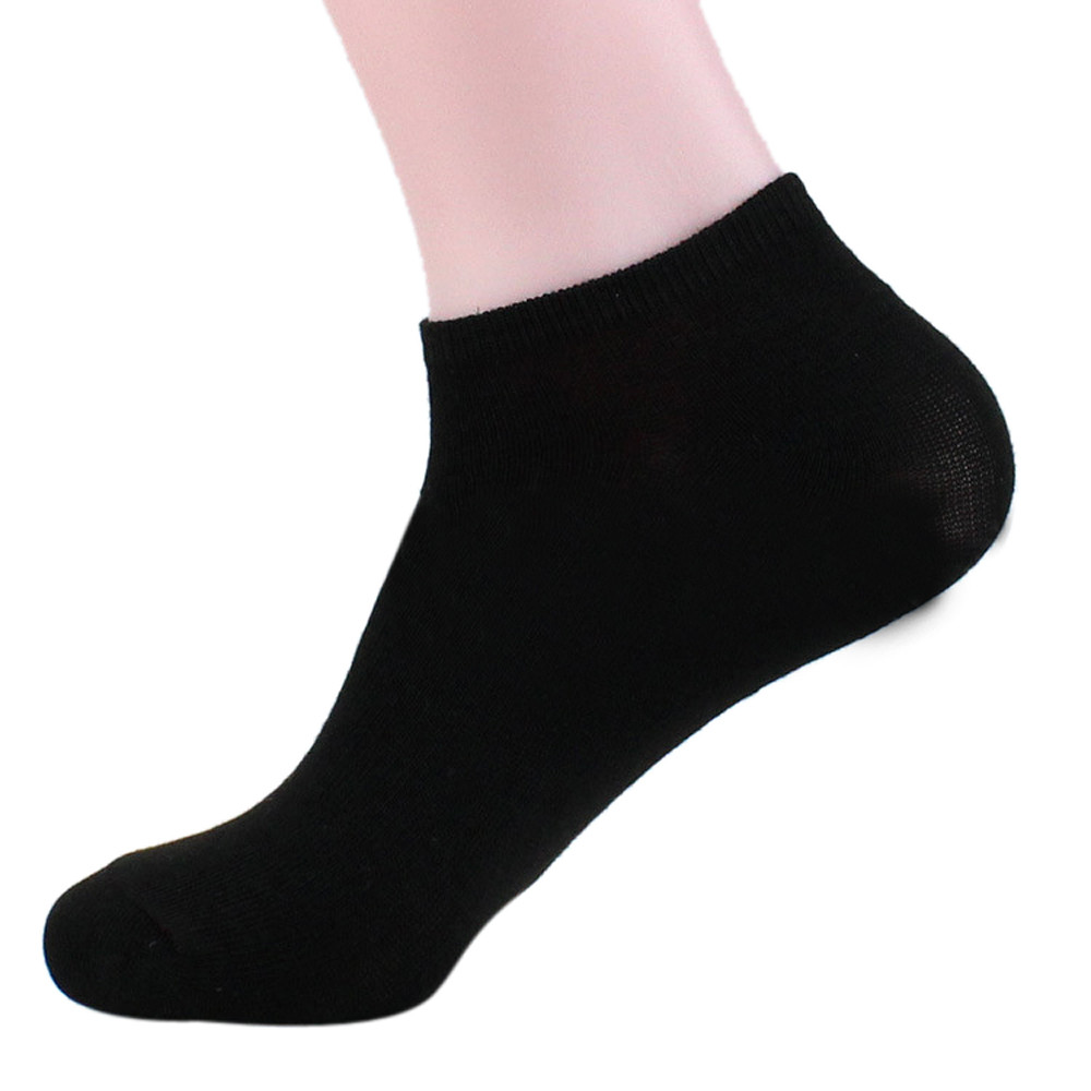 Free Ostrich Women's   Socks   Summer Solid Thin Short Women Cotton Ship Boat Short   Sock   Ankle Invisible   Socks   Warm Winter hot2