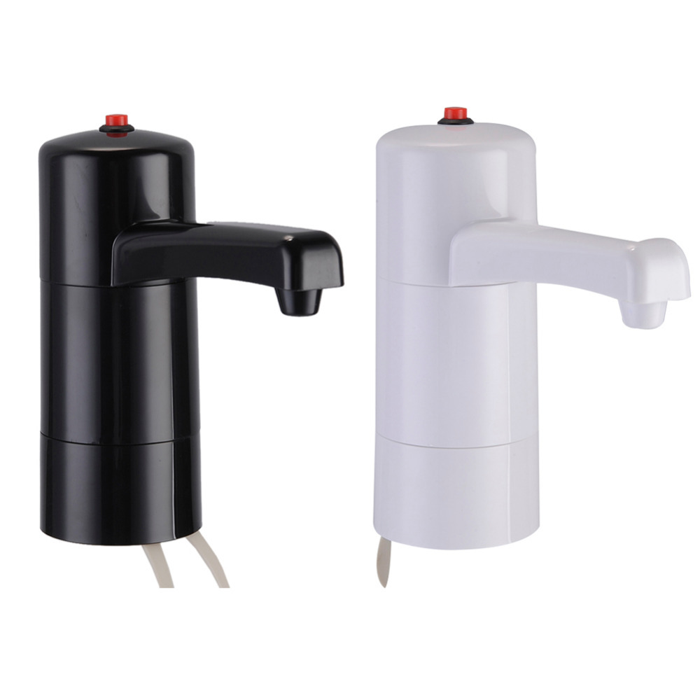 AmyHome Store Store 4W Convenient Dispenser Water Suction Portable Drinkware Tools Wireless Rechargeable Electric Water Pump Drinking Water Bottles