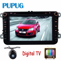 Digital TV Quad Core Android4 4 Car DVD GPS Navigation FOR VW GOLF POLO JETTA TOURAN