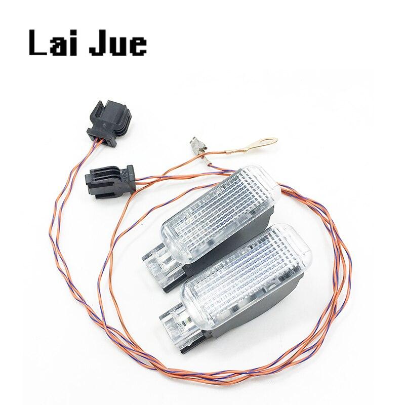 OEM handschuhfach lichter Set 8KD 947 415 C 4B0 947 415 Eine 8D0 947 415 Fit A3 A4 A5 A6 Allroad Quattro A7 Q3 Q5 Q7 TT