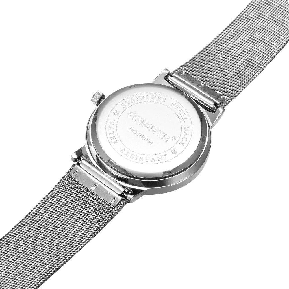 REBIRTH ρολόγια μόδας κυρίες ρολόι - Γυναικεία ρολόγια - Φωτογραφία 4