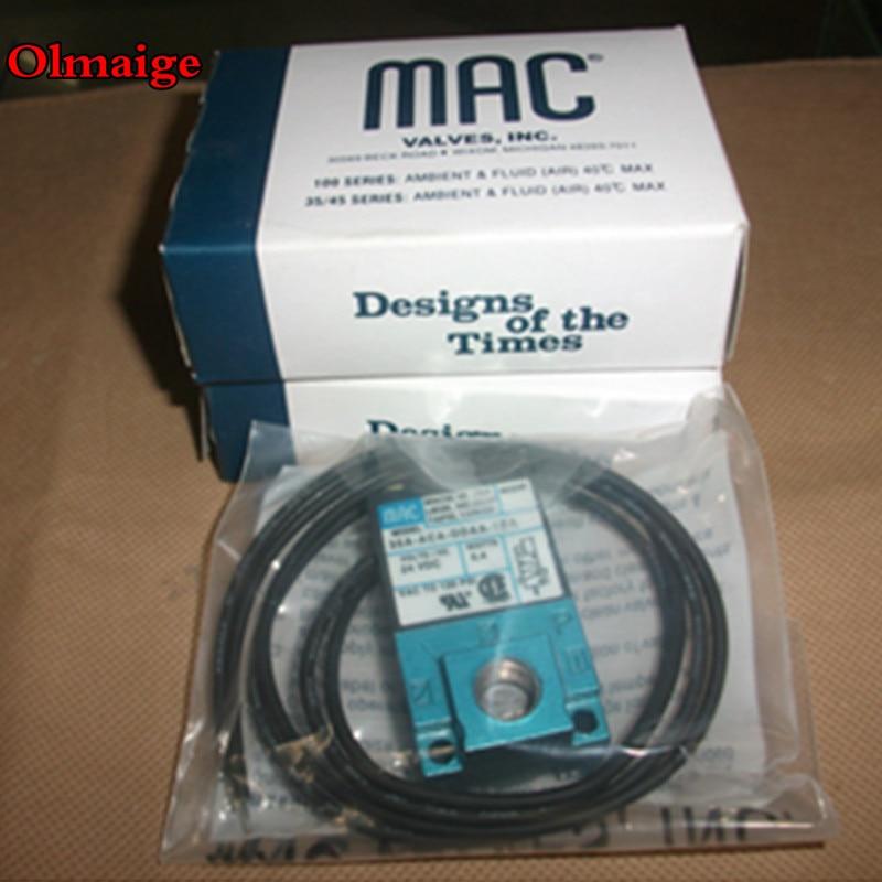High quality 12v MAC 3 Port Electronic Boost Control Solenoid Valve 35A-ACA-DDBA-1BA 5.4W