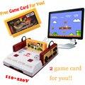 Новый Subor D99 Ностальгические Оригинальное Видео Игры Консоль Игрока с Бесплатно 400 Игры Карты в Исходном Семейные Игры TV Player