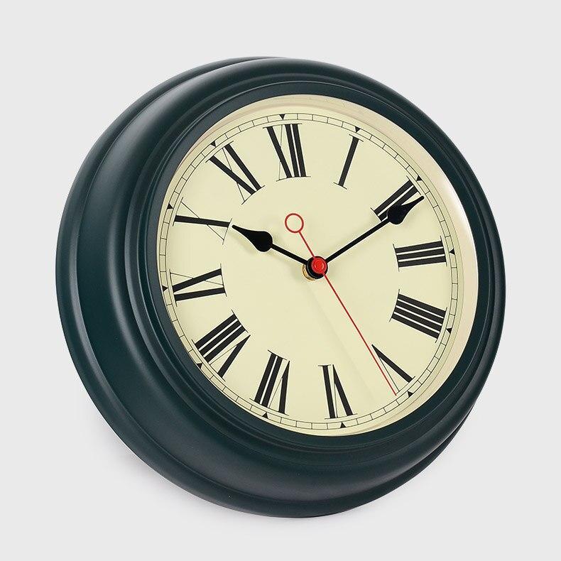Achetez en gros forg horloge de fer en ligne des for Horloge murale fer forge