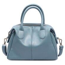 Heißer verkauf frauen leder handtasche mode boston tasche frauen messenger taschen sac ein haupt femme de marque damen totes schulter tasche