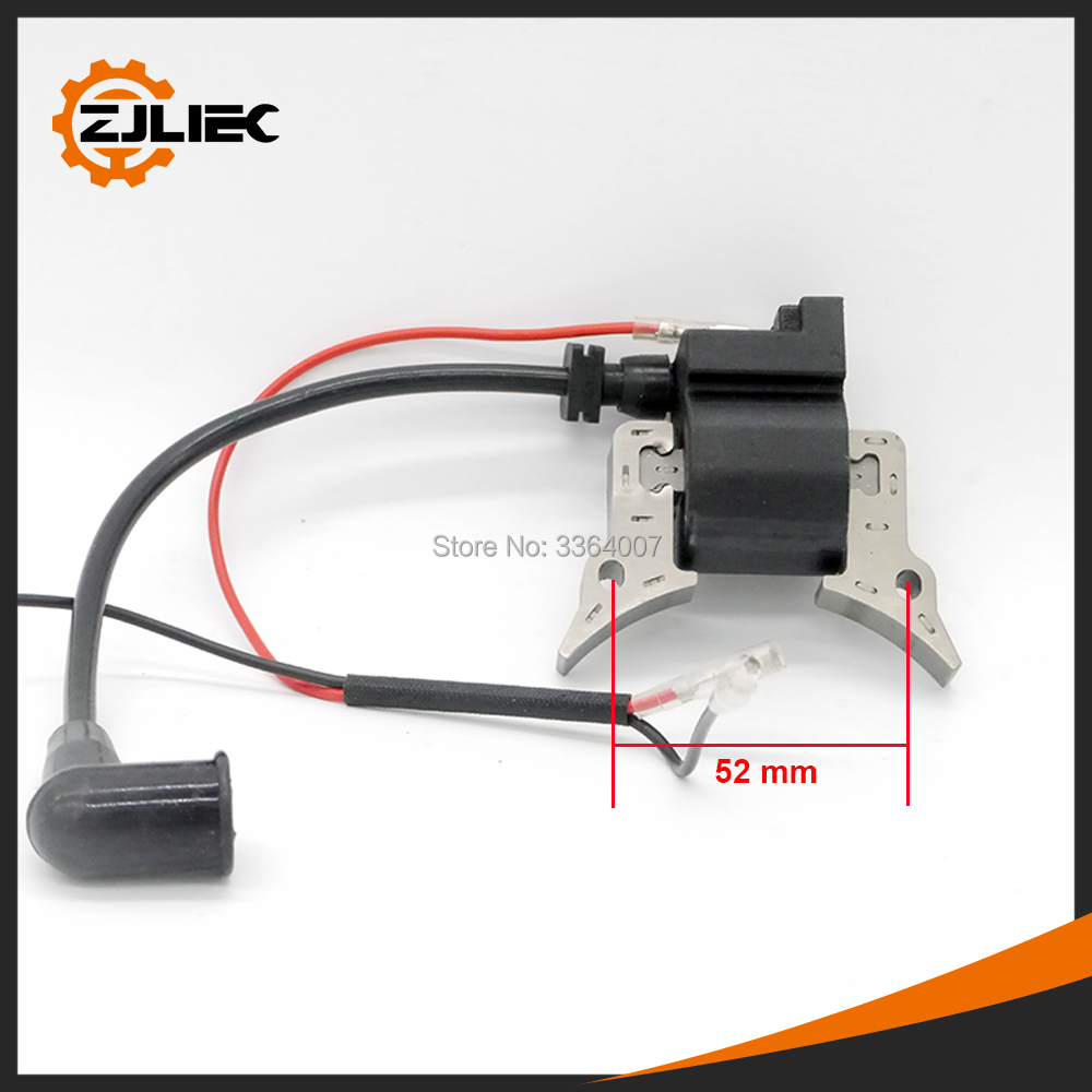CG328 Ignition Coil for TANAKA brush cutter mower SUM328 BG328 TBC328  TBC355 1E36F TIA 340 340 355 gasoline Engine grass trimmer-in Tool Parts  from Tools on ...