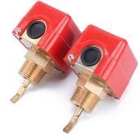 Elecall 2 unids/set sensores de flujo 1