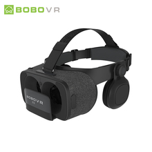 BOBOVR 3D VR Glasses Virtual Reality RC Headset Cardboard VR Box With Remote Controller For iOS For Android Daydream Smartphone