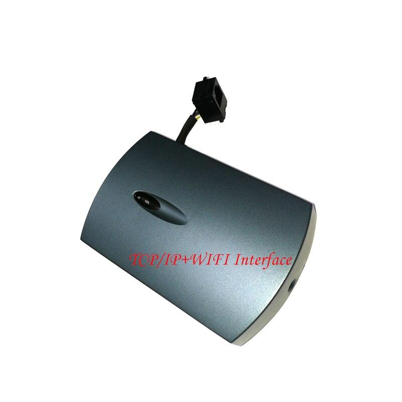 NFC RFID carte à puce 13.56 MHz lecteur de carte à puce tcp/ip (POE) + interface WIFI HDM8540 - 5