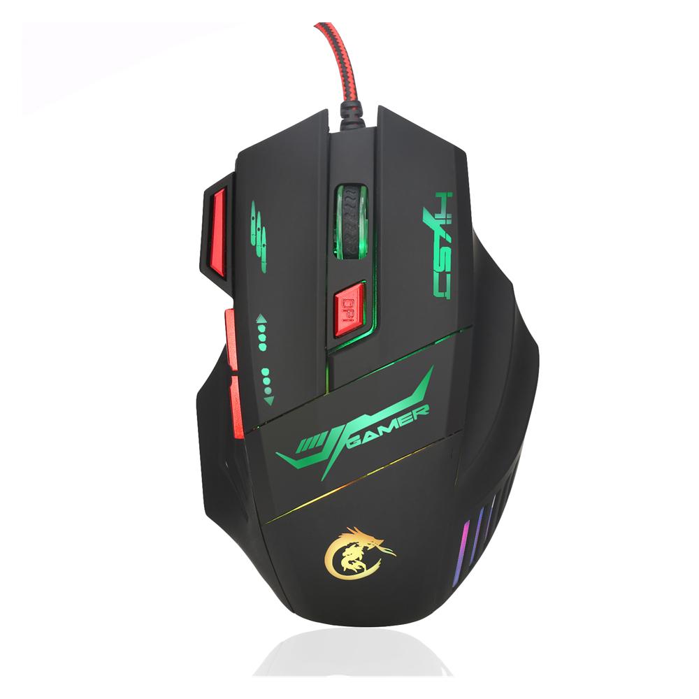 mouse gamer macro