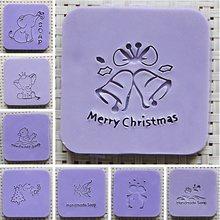 Natural Handmade Soap Seal Stamp Diy Acrylic Mold Chapter Mini Foot Patterns Organic Glass