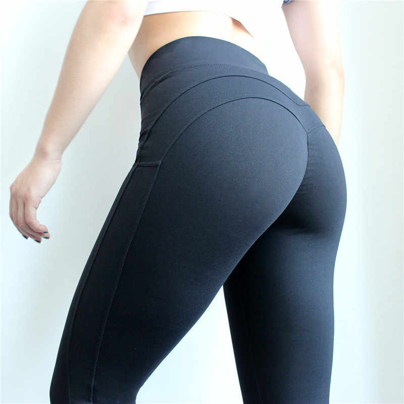 1dae68df478 ... DANENJOY Women s Booty Leggings For Fitness Leggins Sport Women  Sportswear Tights Woman Gym High Waist Yoga ...