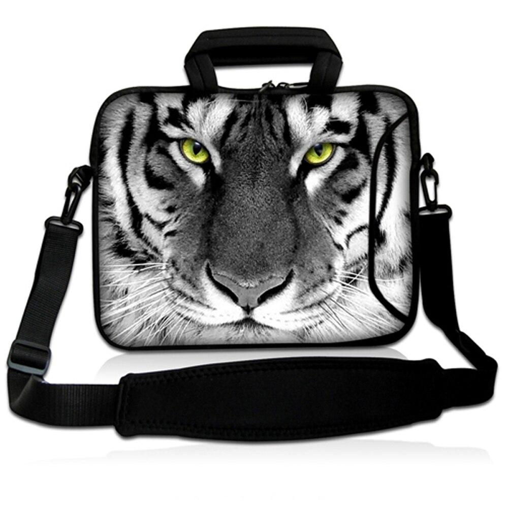 Tiger 13 font b Laptop b font Bag Men Shoulder Bag For iPad Pro 12 9