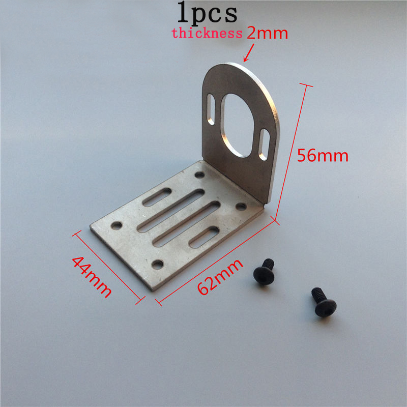 1pc 304 Stainless Steel Motor Mounting Bracket 775 Brushed Motor Seat Fixed Holder Base Adjustable Height for RC Model Cars/Boat1pc 304 Stainless Steel Motor Mounting Bracket 775 Brushed Motor Seat Fixed Holder Base Adjustable Height for RC Model Cars/Boat