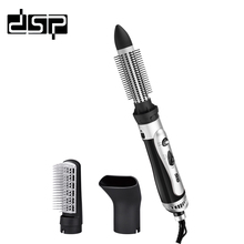DSP 3 in 1 Household Air Duct Set Style Comb  Multi-function Hair Dryer Portable Wind 220-240V 1000-1200W
