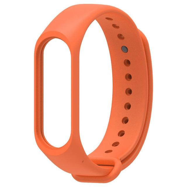 New for Xiaomi mi band 4 smart accessories pulseira miband 4 strap replacement silicone wriststrap for xiaomi mi4 smart bracelet
