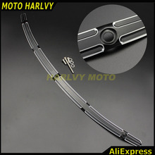BLACK Beveled Windshield Trim For Harley Street Glide Ultra Limited and Tri Glide 2014 2016 2015