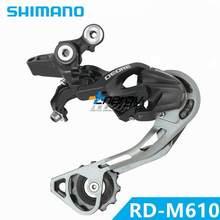 Deore RD-M610 RD-M615 desviador traseiro 10 s 30 s mtb bicicleta desviador m610 m615