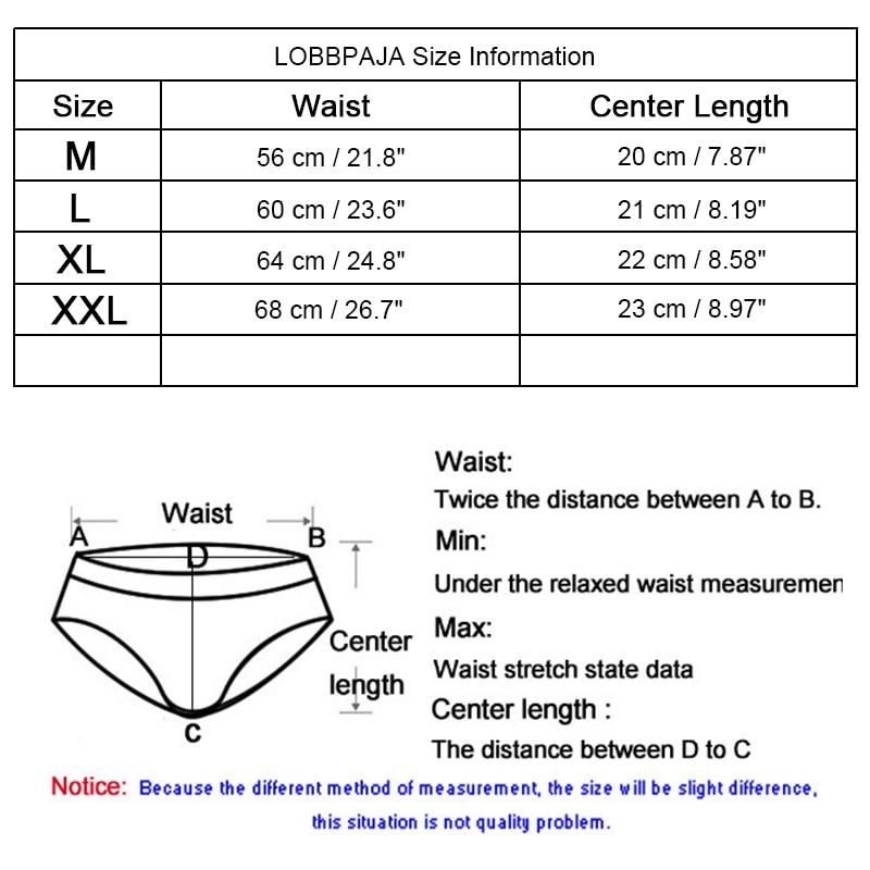LOBBPAJA Marque Lot 5 pcs Femme Sous-Vêtements Femmes Coton Slip - Sous-vêtements - Photo 6