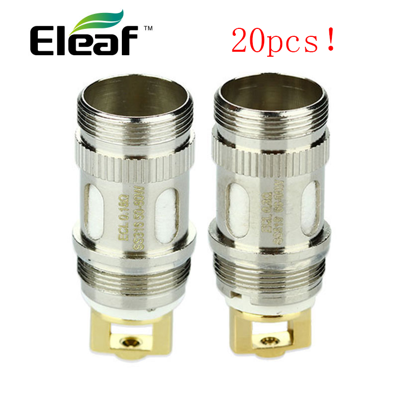 20pc Original Eleaf ijust S ECL Coil 0.18hm/0.3ohm Replacement Coil For Eleaf ijust 2/ijust s/ MELO 2 MELO 3 /Lemo 3 Atomizer платье для девочек jilly 2015 colthes baby j 184568 page 1