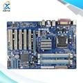 Para gigabyte ga-p43t-es3g p43t-es3g originais motherboard desktop usado para intel socket lga 775 ddr3 atx p43 à venda