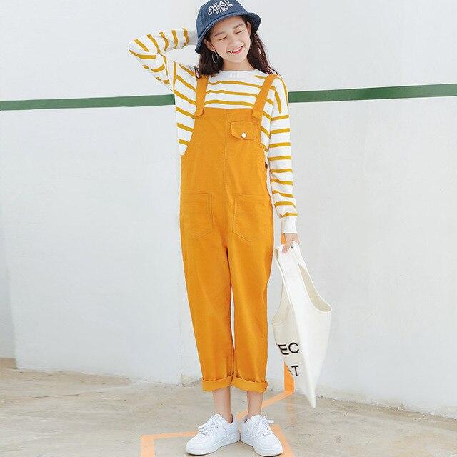 Orange Jumpsuit Womens Yellow Jumpsuit Womens Denim 764d53bbb02