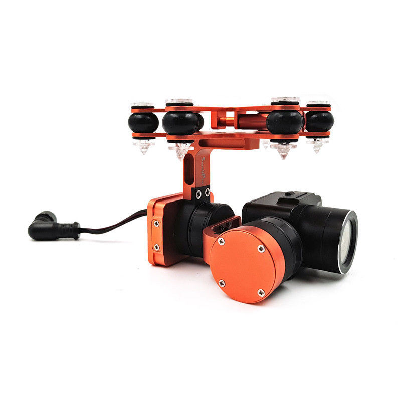 Swellpro Waterproof 4K HD Camera 2Axis Gimbal Parts for SPLASH DRONE 3 free shipping