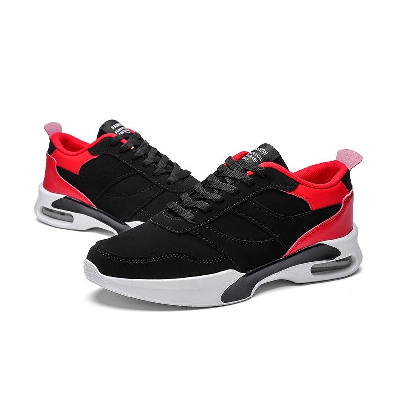 À Casual white Chaussures Noir Hommes black full Lacets Mâle Muhuisen black Vulcaniser Chaude black Printemps Vente Black Rouge GqMSzpUV