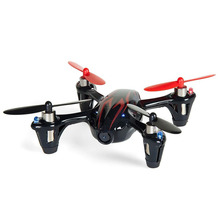 Headless Drone Hubsan X4 H107C 2.4G 4CH RC Quadcopter With 2 MP Camera RTF Black & Red Mini Drone RC Helicopter