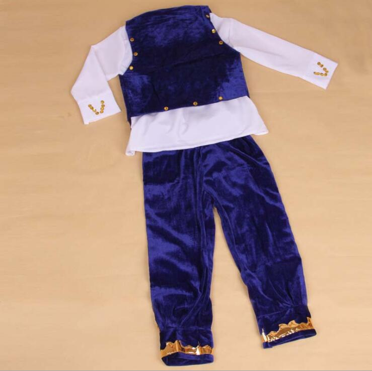 children's performing costumes children ethnic dance boys clothing-in Chinese Folk Dance from Novelty & Special Use    2