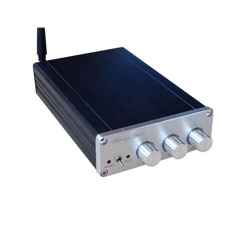 Carte amplificateur Subwoofer 75 W * 2 + 150 W 2.1 canaux numérique Bluetooth 4.0 amplificateur Audio ampli haut-parleur maison bricolage