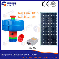 (MODEL 6JTZY35/10 D48/500) JINTOP SOLAR AERATION PUMP Water Pump 35T/H Brushless DC Design Continuously Work WITH MPPT Controll