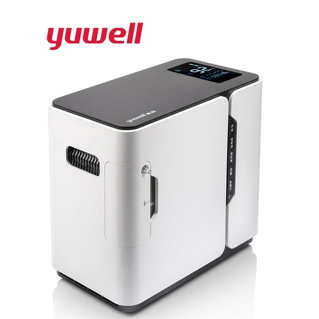 Yuwell High Concentration Oxygen Concentrator Generator Good for Ventilator Sleep Medical Equipment equipo medico W2026SPB