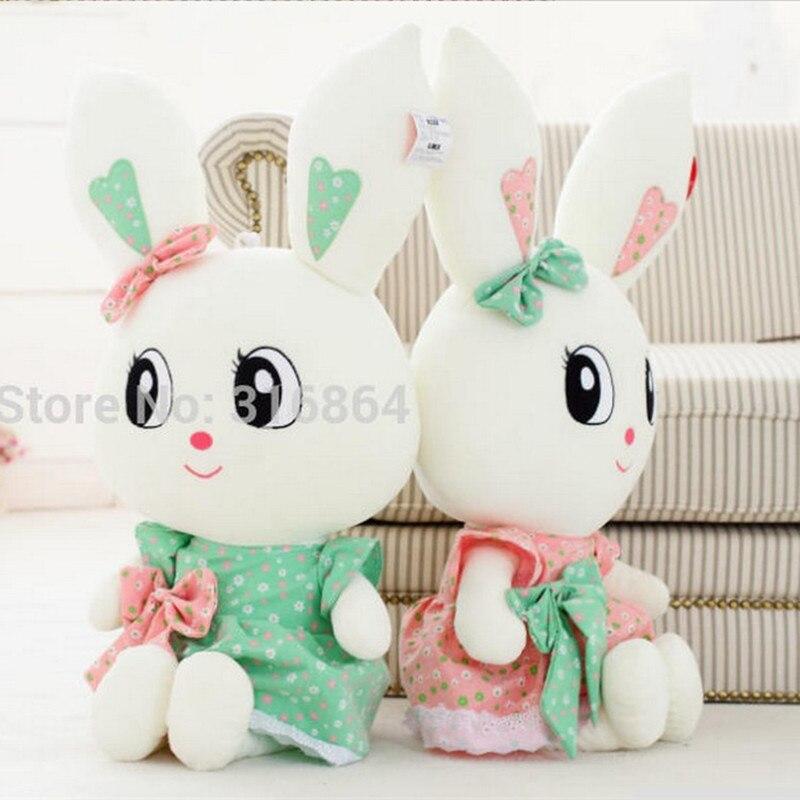ᐂ1 unid grande Ojos conejo de peluche de juguete Fuente de la ...