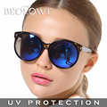 BEOLOWT Brandwomen's UV400 protection cat eye Sunglasses Driving  Sun Glasses for women  with Case Box 3 Colors BL434