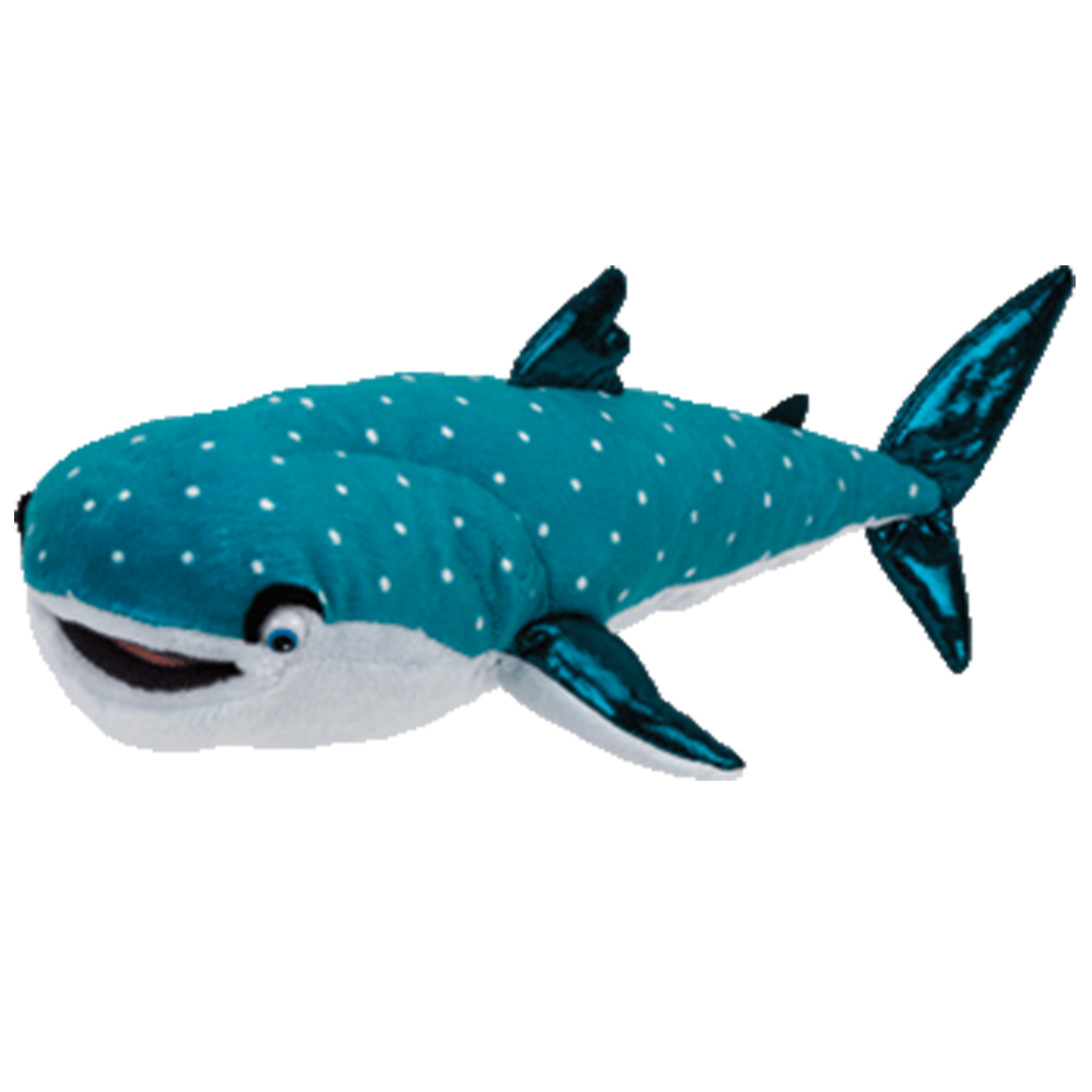 Pyoopeo Ty Beanie Babies 18 45cm Finding Dory Destiny Whale Shark Plush Large Stuffed Animal Collection Doll Toy With Heart Tag Driving A Roaring Trade Stuffed & Plush Animals Toys & Hobbies