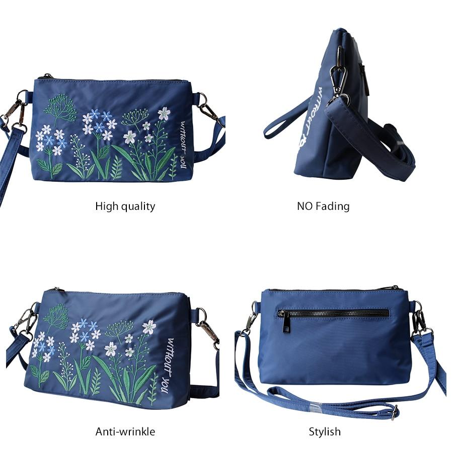 Cvjetna princeza Ženska torba za nošenje na ramenima Ženska torba - Torbe - Foto 5