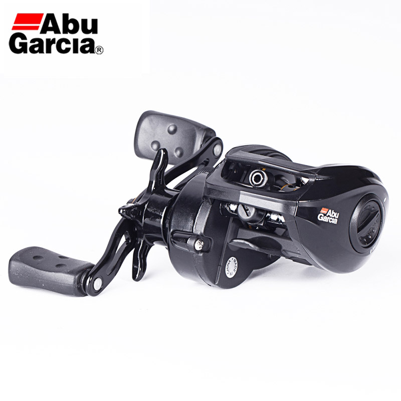 Abu Garcia PRO MAX3 Fishing Reel High Speed 7+1 Ball Bearing 7.1:1 Gear Ratio Left Right Hand Baitcasting Fishing Reel Tackle abu garcia catalog pdf