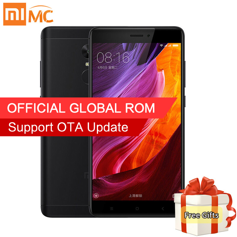 Original Xiaomi Redmi Note 4X Mobile Phone 3GB RAM 32GB ROM Snapdragon 625 Octa Core 5