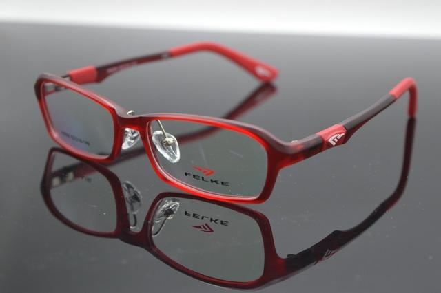 Fiery red TR90 ultraleve miopia lente óculos de armação ladies Custom Made prescrição óculos de leitura Photochrmic - 1 a - 6 + 1 a + 6