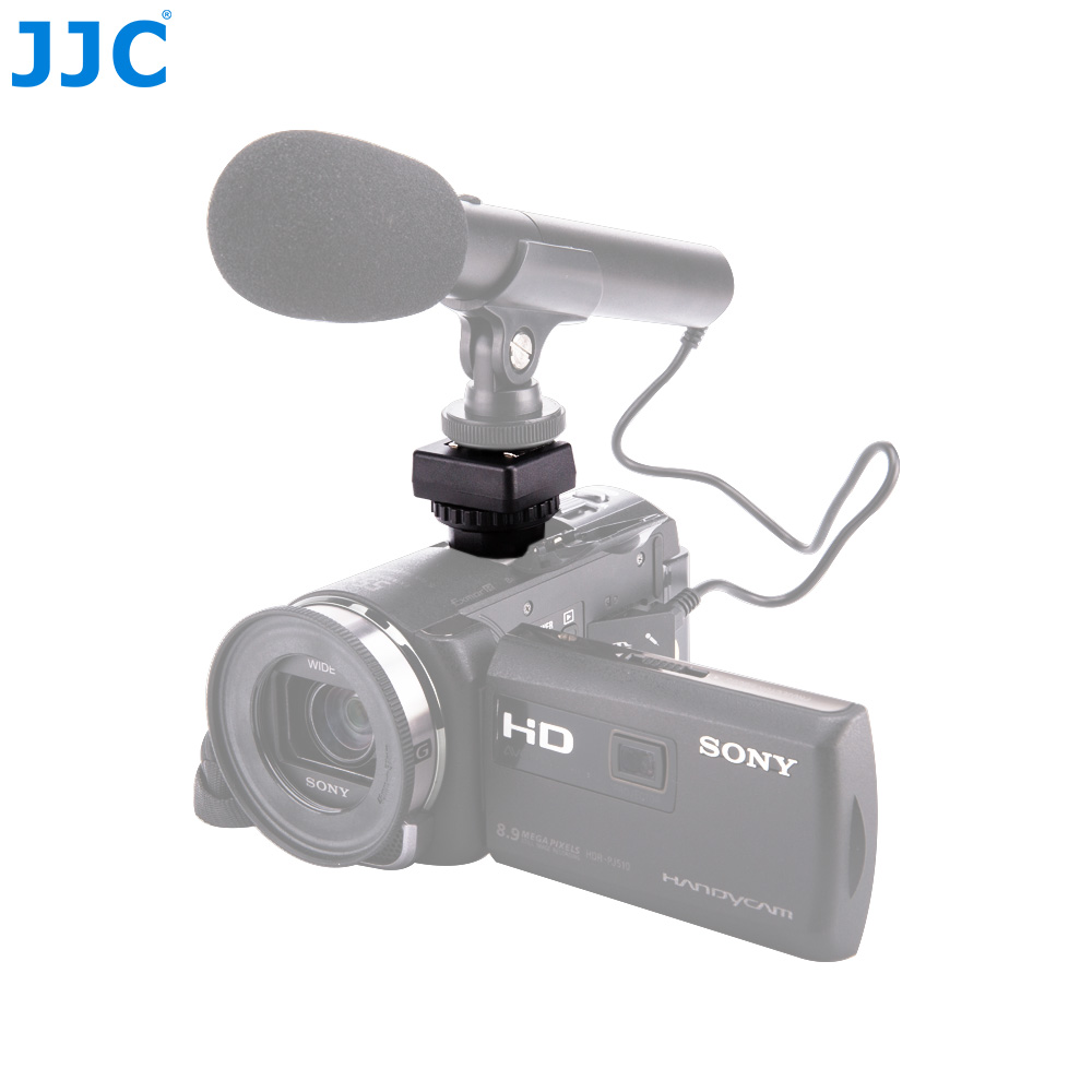 HDR-CX510E HDR-PJ510E Adaptor hot shoe flash for Sony FDR-AX100E