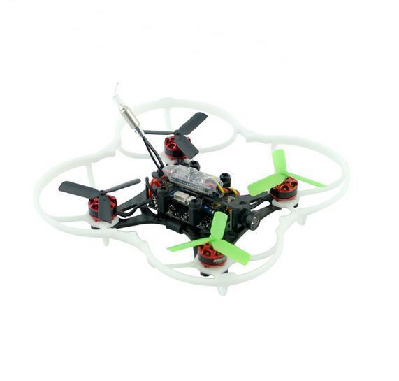 Kingkong 90GT 90mm Brushless Micro FPV Racing Quadcopter Drone F3 PNP w/Receiver
