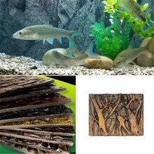 Горячая Распродажа 3D пена камень рептилия аквариум фон аквариум доска Декор опт# CNO26