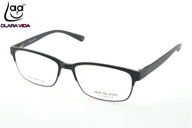 Designer Óculos de Armação TR90 Ultra Leve B-memória PRETO Custom Made Fotocromáticas Prescrição Óptica Óculos de Leitura + 1 A + 6