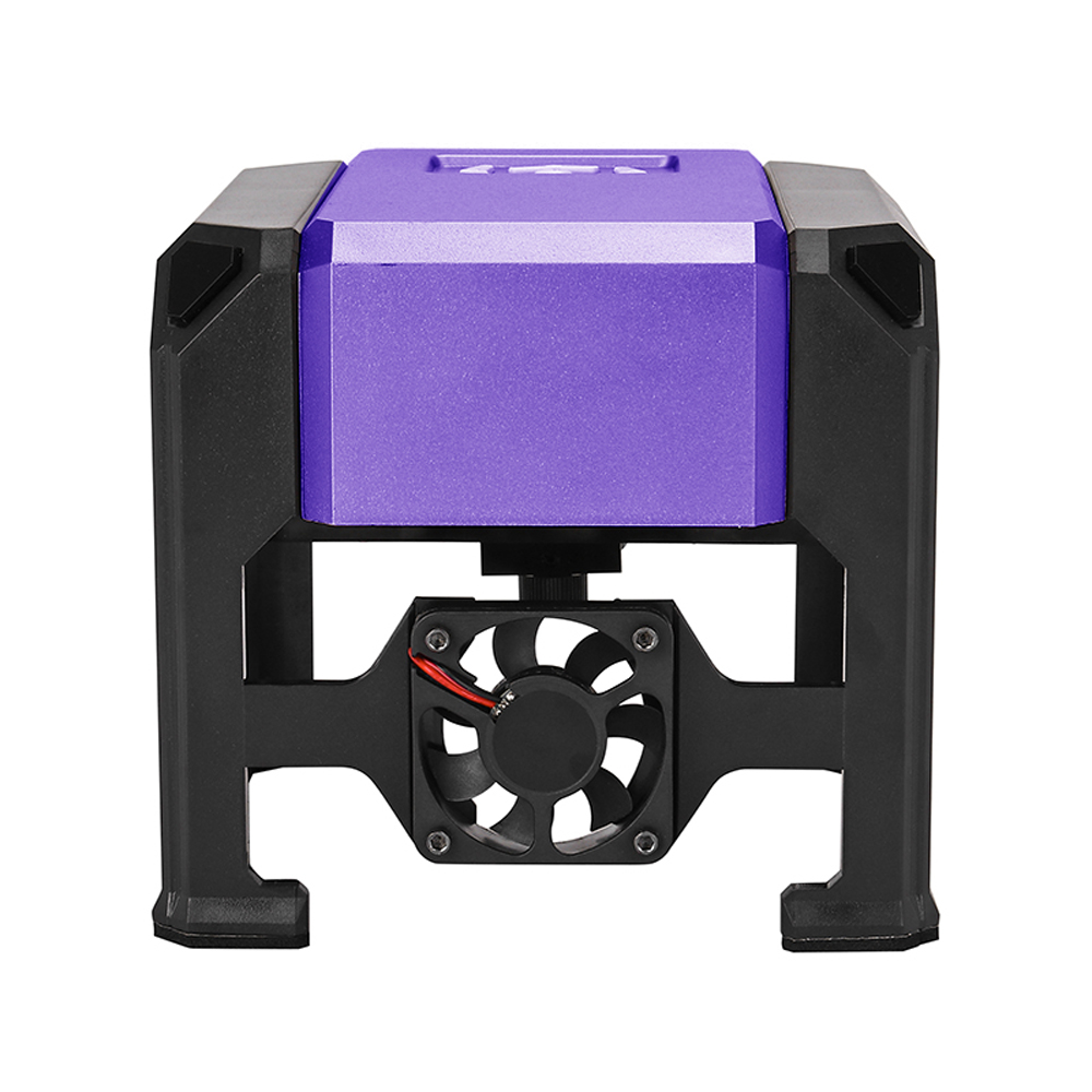 3 W USB Desktop Laser Stecher Palette 80x80mm Maschine DIY Logo Mark Drucker Cutter CNC 3000 mw laser Carving Gravur Maschine