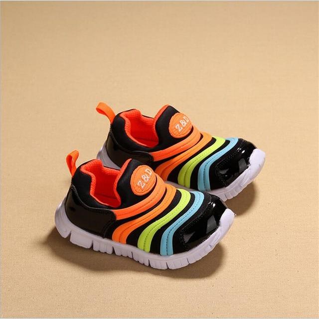 Chaussures de sport pour enfants garçons et fillesrespirant chaussures de loisir 50L4dsZN