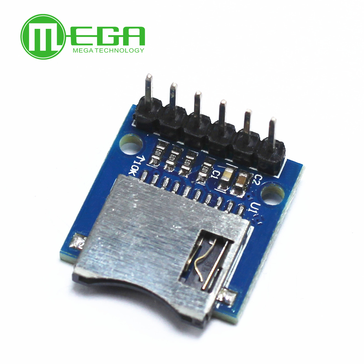 2PCS TF Micro SD Card Module Mini SD Card Module Memory Module For Arduino ARM AVR